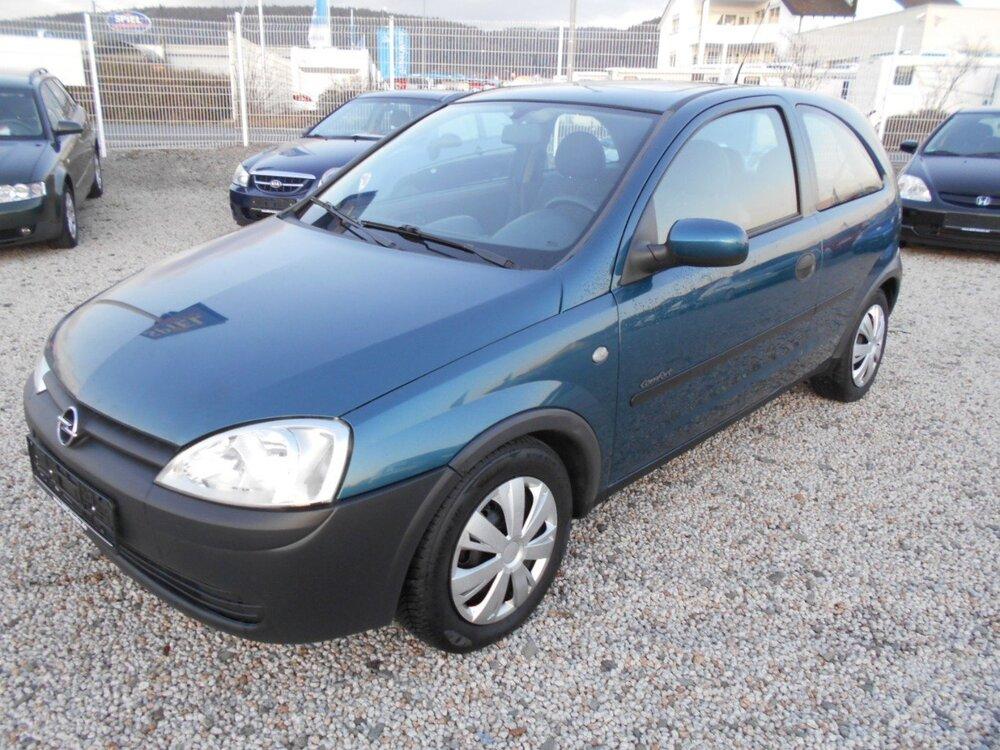 Opel Corsa C Comfort,Tüv Neu